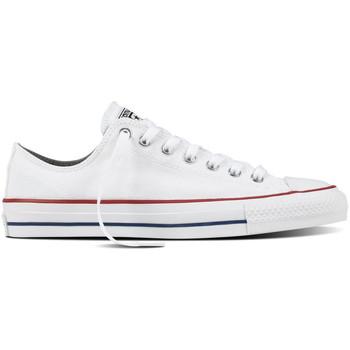 Zapatos Hombre Zapatillas bajas Converse Chuck taylor all star pro ox Blanco