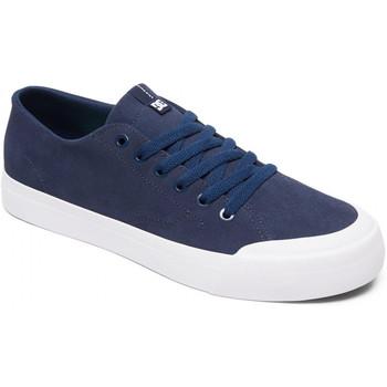 Zapatos Hombre Zapatos de skate DC Shoes Evan lo zero Azul