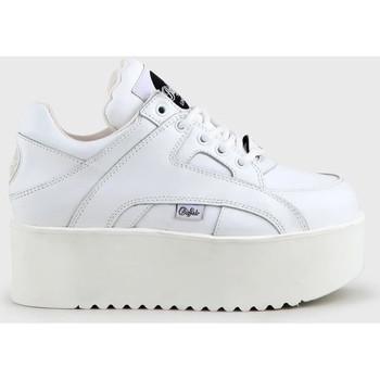 Zapatos Mujer Zapatillas altas Buffalo 1330-6 Blanco