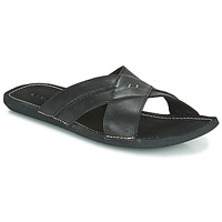 Zapatos Hombre Zuecos (Mules) Kickers SPOCK Negro