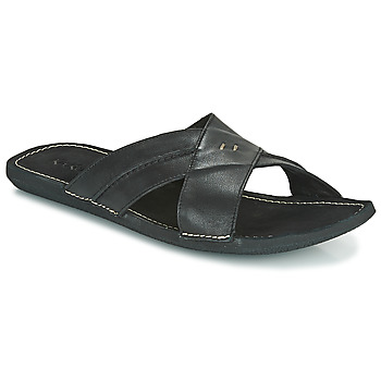 Zapatos Hombre Zuecos (Mules) Kickers SPOCK Negro