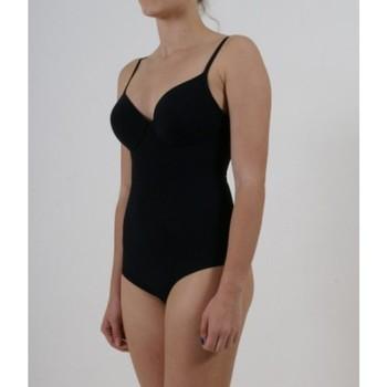 Ropa interior Mujer Body Gemma Body de Tirantes 40376 Metalico