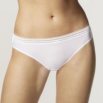 Ropa interior Mujer Braguitas Variance Braga Slip  Secrete Allure 02804 Blanco