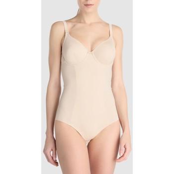 Ropa interior Mujer Body Belcor Body Con Aros 62873 Nude