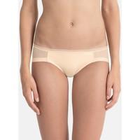 Ropa interior Mujer Braguitas Calvin Klein Jeans Braga Slip QF1708E Piel