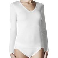 Ropa interior Mujer Camiseta interior Janira Camiseta Manga larga Danaida 1045716  Mujer Cava