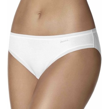 Ropa interior Mujer Braguitas Janira Bragas  Mini Cotton Band Blanco
