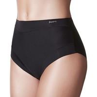 Ropa interior Mujer Braguitas Janira Bragas Slip Best Comfort 1031673 Negro