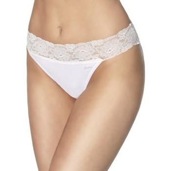 Ropa interior Mujer Braguitas Janira Bragas  Bikini Dolce Cinture 1031787 Blanco