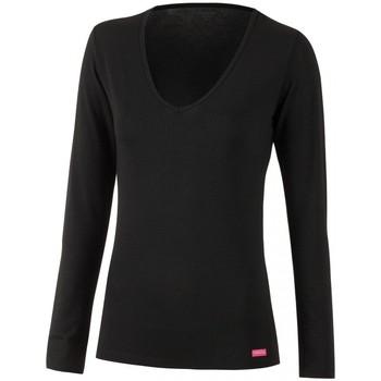 Ropa interior Mujer Camiseta interior Impetus Camiseta Térmica 8361606   Mujer Negro