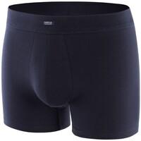 Ropa interior Hombre Boxer Impetus Calzoncillos Boxer  Cotton Strech Liso Negro