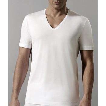 Ropa interior Hombre Camiseta interior Impetus Camisetas Luxury 3005B32   Hombre Blanco