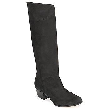 Zapatos Mujer Botas urbanas Karine Arabian GALAXY Negro