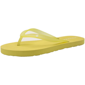 Zapatos Mujer Chanclas Volcom Rocking 2 Solid Sndl Citron