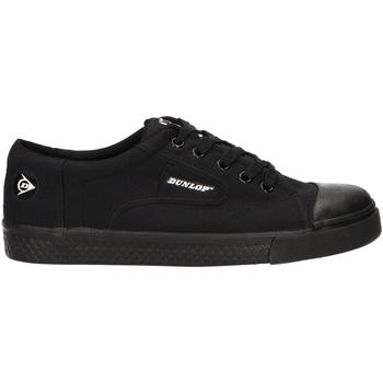 Zapatos Hombre Deportivas Moda Dunlop 35000 Negro