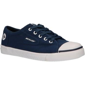 Zapatos Hombre Deportivas Moda Dunlop 35000 Azul