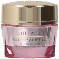 Belleza Mujer Antiedad & antiarrugas Estee Lauder Resilience Multi-effect Eye Cream  15 ml