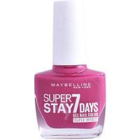 Belleza Mujer Esmalte para uñas Maybelline Superstay Nail Gel Color 886-fuchsia 10 ml