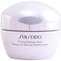 Belleza Mujer Mascarillas & exfoliantes Shiseido The Essentials Firming Massage Mask  50 ml