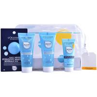 Belleza Mujer Hidratantes & nutritivos L´Occitane Aqua Réotier Lote 4 Pz 4 u