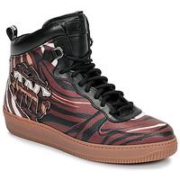 Zapatos Hombre Zapatillas altas Roberto Cavalli 8343 Multicolor