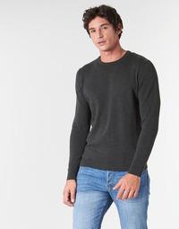 textil Hombre jerséis Jack & Jones JJEBASIC Gris