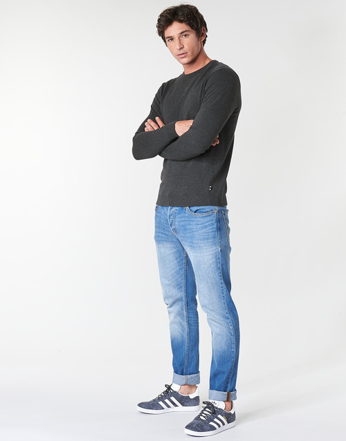 Jerséis Jackamp; Gris Hombre Textil Jjebasic Jones A3RLSc54qj