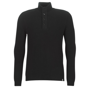 textil Hombre jerséis Jack & Jones JCOWELLINGTON Negro