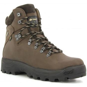 Zapatos Botas de caña baja Chiruca Botas  Calibre 22 Goretex Verde