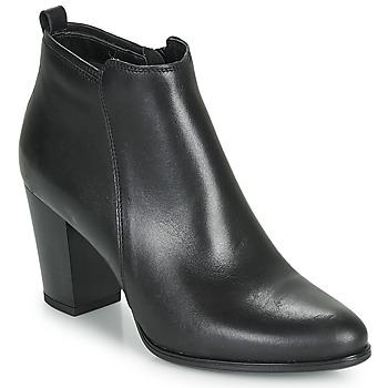 Zapatos Mujer Botines André MAGDA Negro