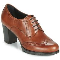 Zapatos Mujer Derbie André MAESTRO Cognac