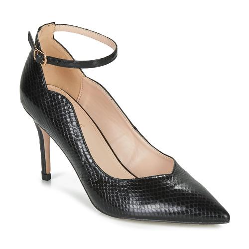 André LIDOO Negro - Envío gratis | ! - Zapatos Zapatos de tacón Mujer