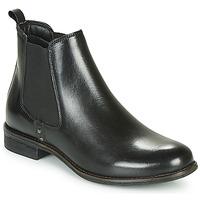 Zapatos Mujer Botas de caña baja André MAGIC Negro