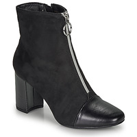 Zapatos Mujer Botines André LAOSA Negro