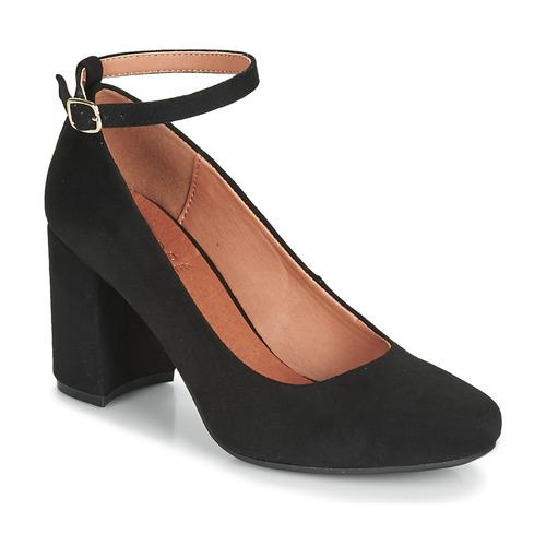 André LAURIA Negro - Envío gratis | ! - Zapatos Zapatos de tacón Mujer