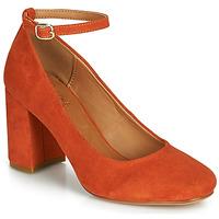 Zapatos Mujer Zapatos de tacón André LAURIA Naranja
