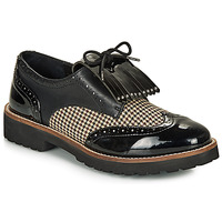 Zapatos Mujer Derbie André NATTE Negro
