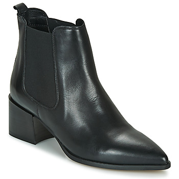 Zapatos Mujer Botas de caña baja André NINOU Negro