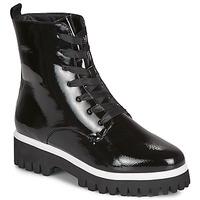 Zapatos Mujer Botas de caña baja André NAIMA Negro