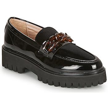 Zapatos Mujer Derbie André NOLA Negro