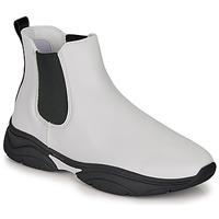 Zapatos Mujer Botas de caña baja André BILLIE Blanco
