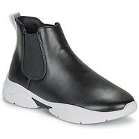 Zapatos Mujer Botas de caña baja André BILLIE Negro