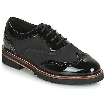 Zapatos Mujer Derbie André NAHEMA Negro