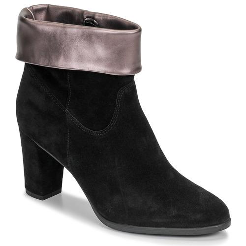 André LILO Negro - Envío gratis | ! - Zapatos Botines Mujer