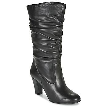 Zapatos Mujer Botas de caña baja André LALALY Negro