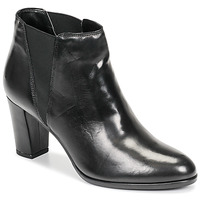 Zapatos Mujer Botas de caña baja André ELONA Negro