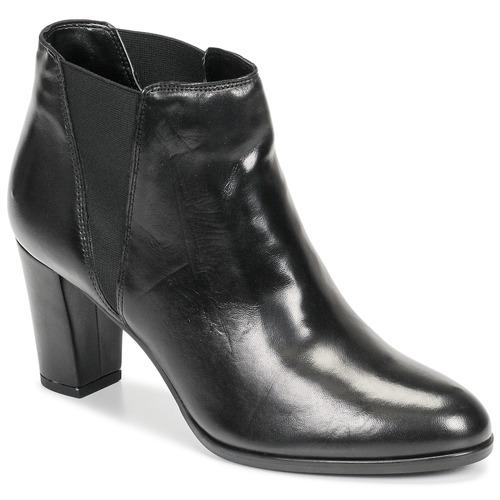 André ELONA Negro - Envío gratis | ! - Zapatos Botines Mujer
