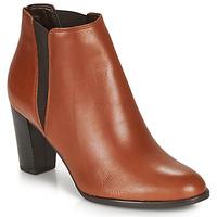 Zapatos Mujer Botines André ELONA Cognac