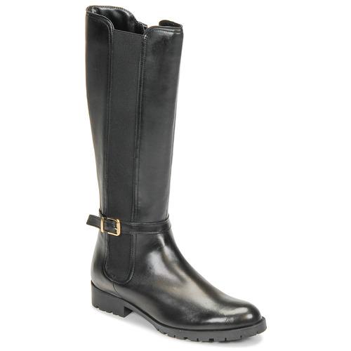 André ELODIE Negro - Envío gratis   ! - Zapatos Botas urbanas Mujer