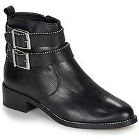 Zapatos Mujer Botas de caña baja André LOTUS Negro